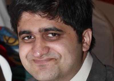 Waqas A. Qazi