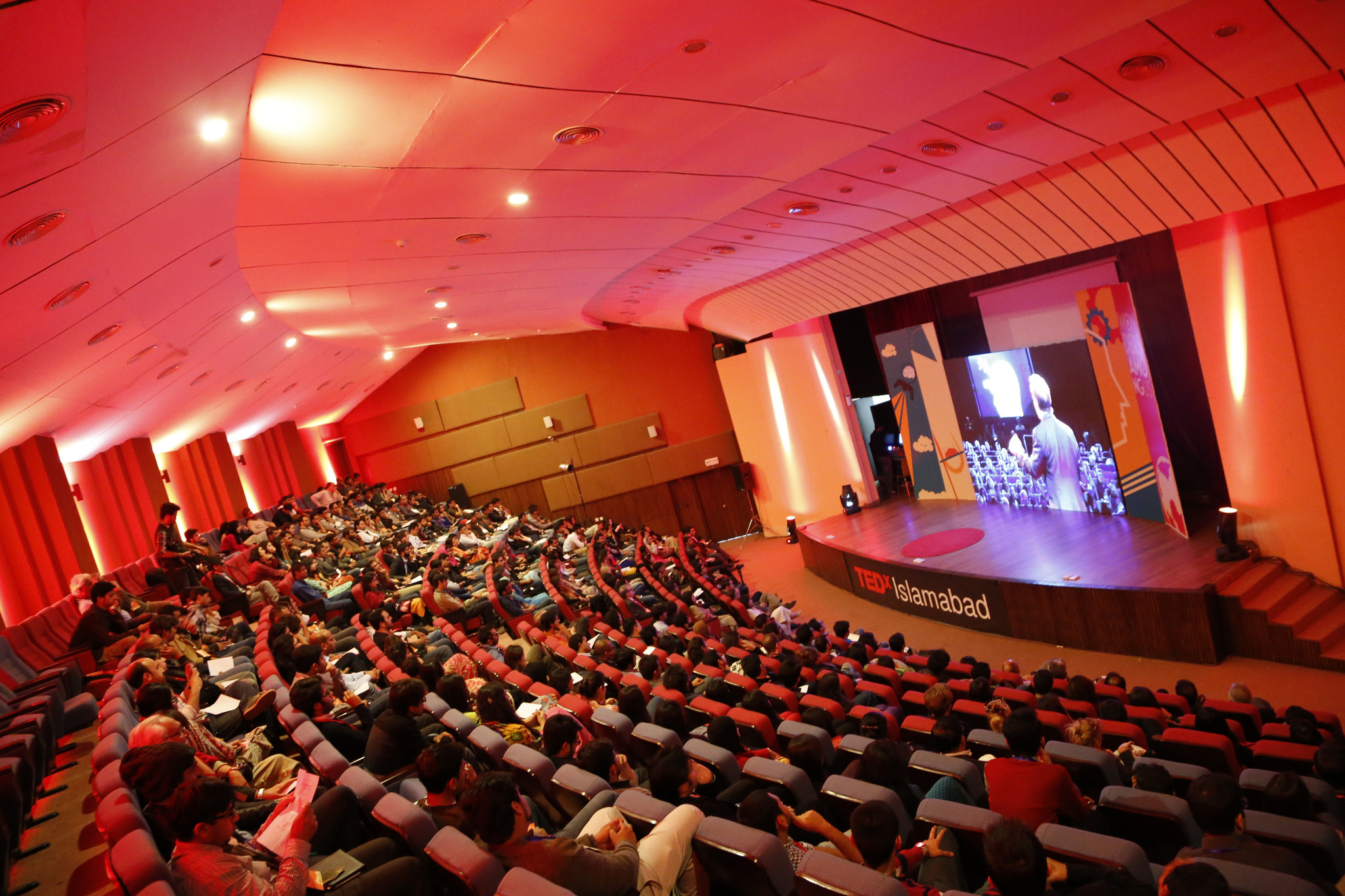 TEDxIslamabad - Ideas worth spreading in Pakistan